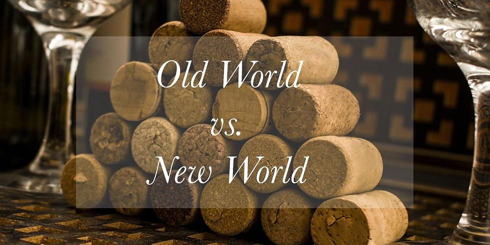 New World vs Old World Wines