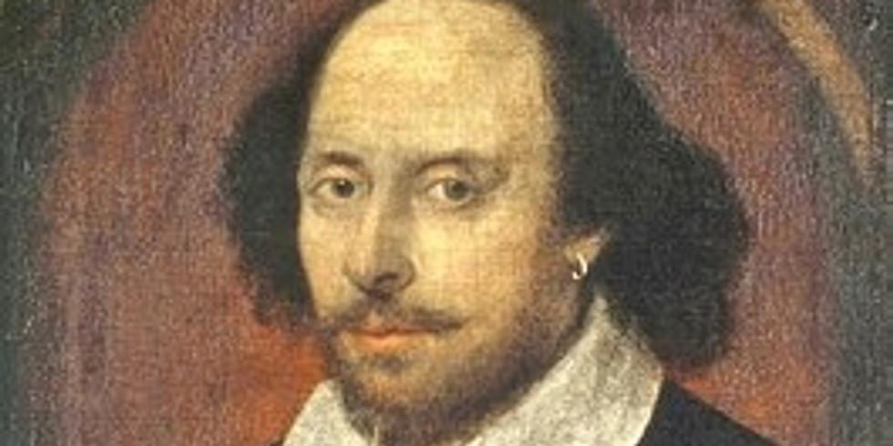 Dame de la Chaine Shakespearean Potluck