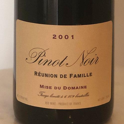 2001 Domaine de la Vougeraie Pinot Noir 'Réunion de Famille'