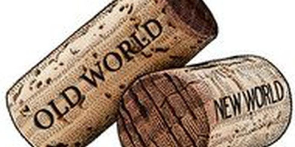 March Mondiale Wine Tasting
