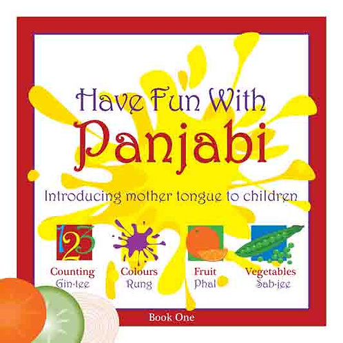 Have Fun With Panjabi, Book 1