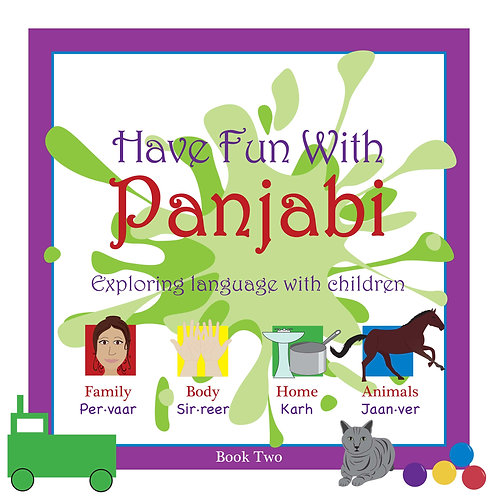 Have Fun With Panjabi, Book 2