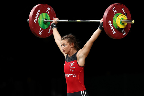 Holly Knowles resently reterned from competing in the Commonwealth Games in Australia