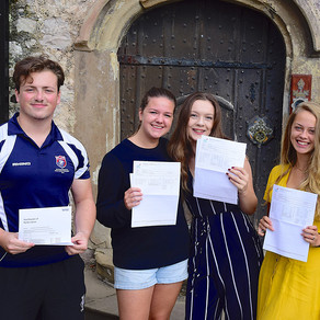 Students Achieve Superb GCSE, BTEC and A Level Results