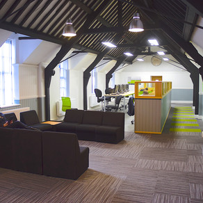 New Sixth Form study centre takes shape