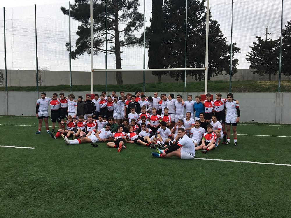 Georgia Rugby Tour