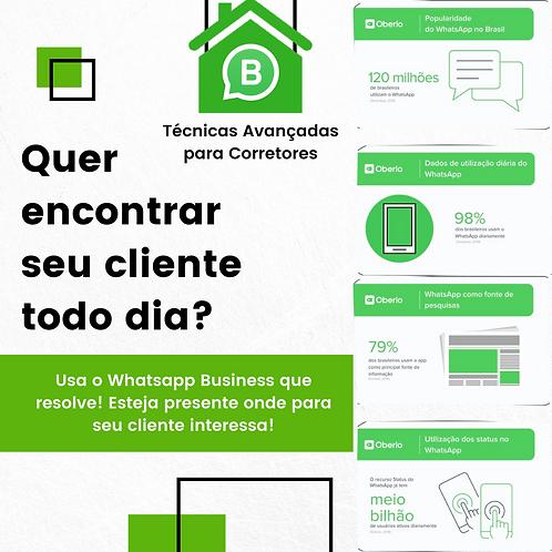 Mentoria de Whatsapp Business Para Imóveis | 11/02 | 17h ás 20:30h