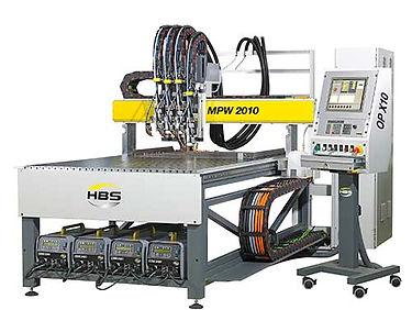 Zautomatyzowany system spawalniczy MPW 2010 A2 sp. z o.o.