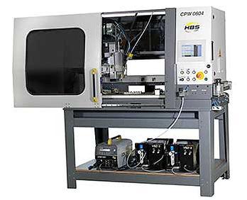 Zautomatyzowany system spawalniczy CPW 0604 A2 sp. z o.o.