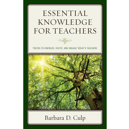 Essential Knowledge for Teachers