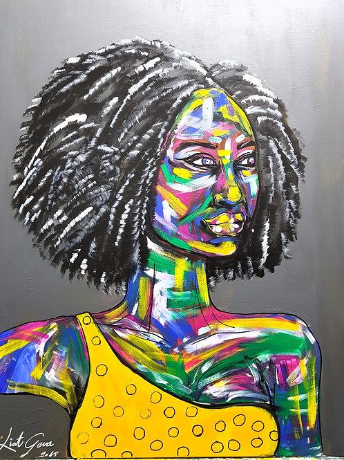 African American - woman