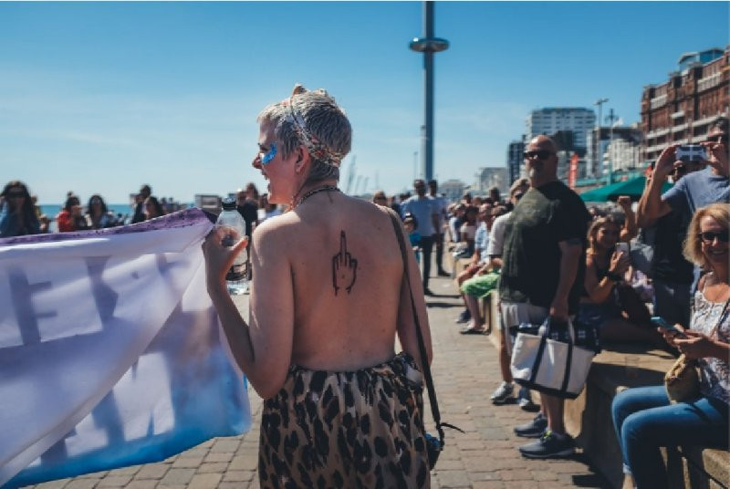 Free The Nipple Brighton 2019