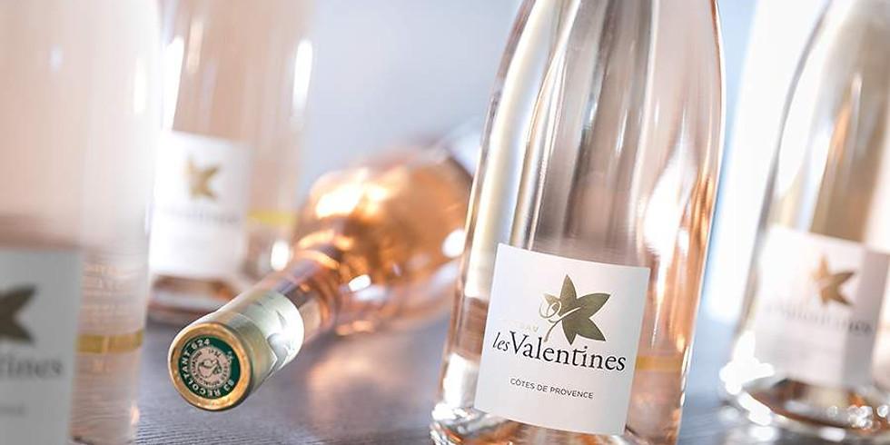 Dégustation gratuite - Château Les Valentines