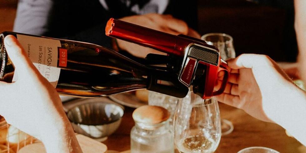 Dégustation gratuite - Évolution des vins Coravinnés