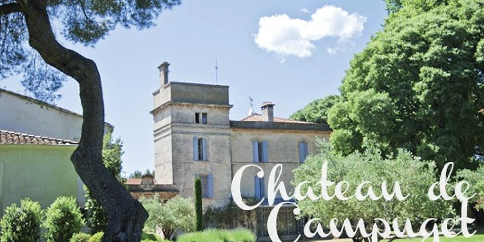 Dégustation gratuite - Château de Campuget