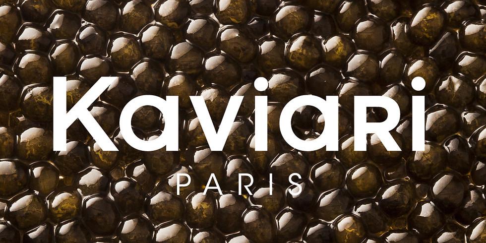 Masterclass - Kaviari & Champagne