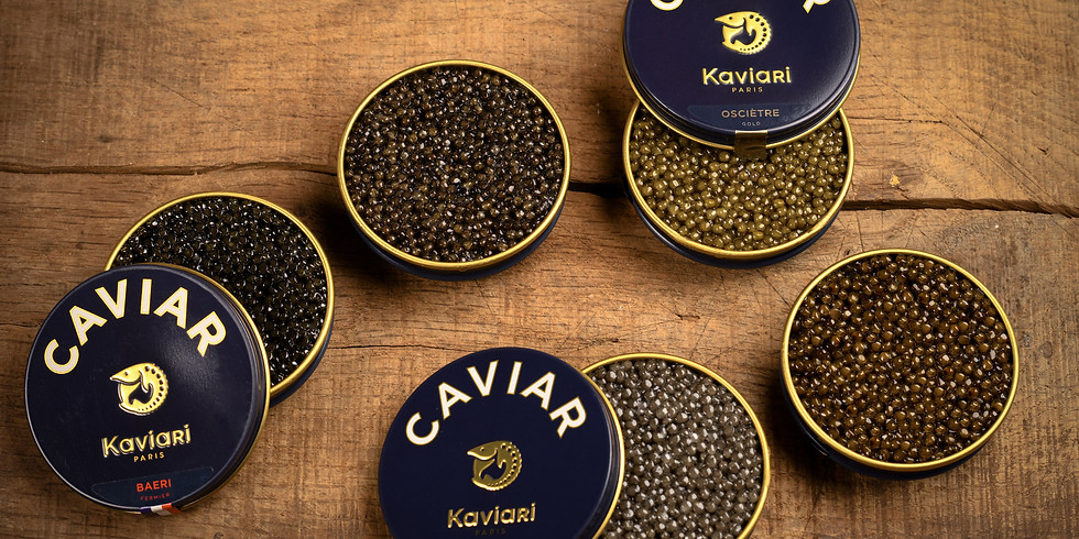 Dégustation gratuite - Kaviari & Champagne