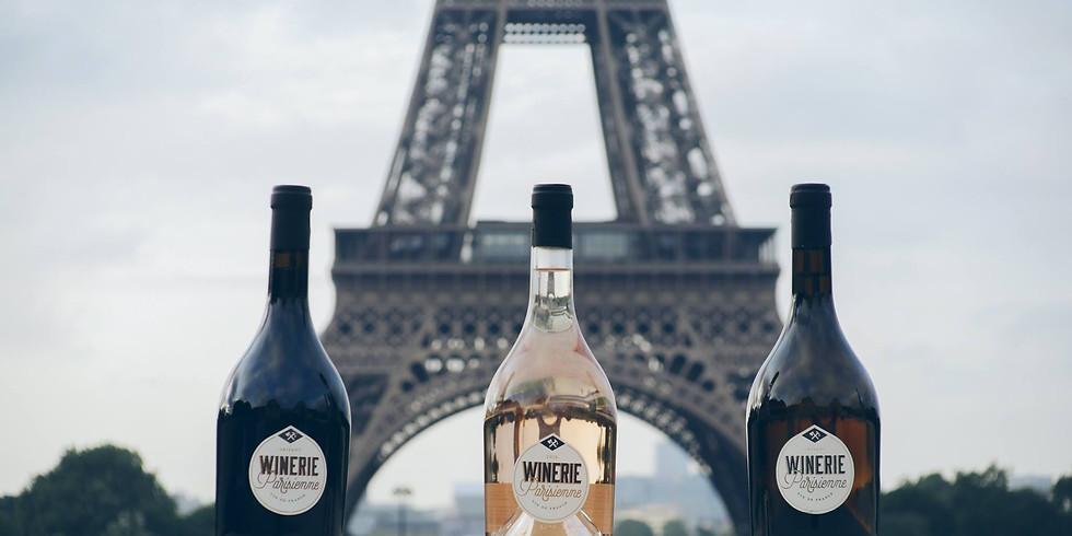 Dégustation gratuite - Winerie Parisienne
