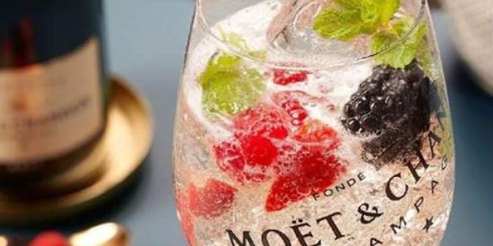 Soirée spéciale champagne avec Moët & Chandon