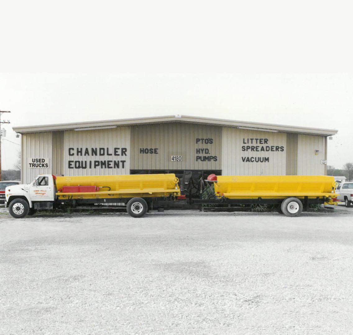 Chandler Equipment Building - Springdale, AR