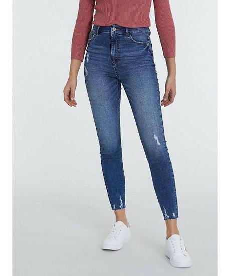 94395 Jeans Denim & Grey