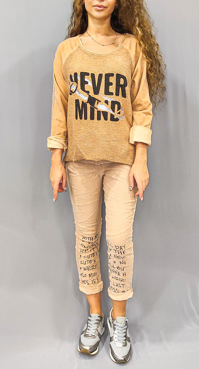 Long sleeve with print