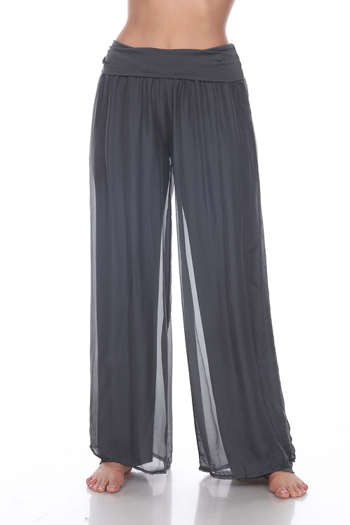 Lined Silk pant