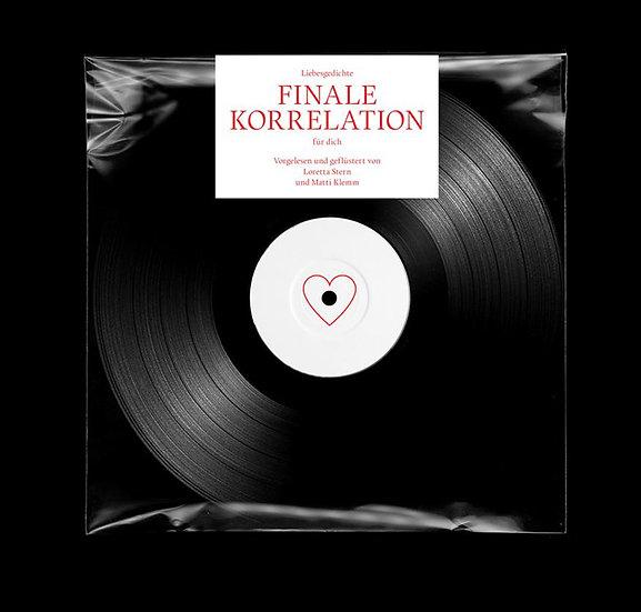 Schallplatte: FINALE KORRELATION