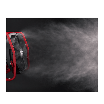 Integrated Misting System