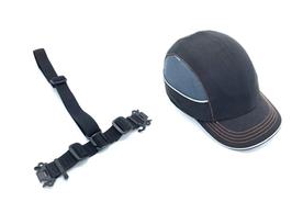 Bump Cap with Tri-Band Strap