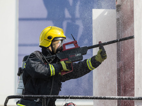 Putting the pressure on fires