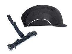 Micro Brim Bump Cap with Tri-Band Strap