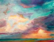 "Media Oil on Canvas 16""x 20"""