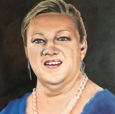 portait of the Mother