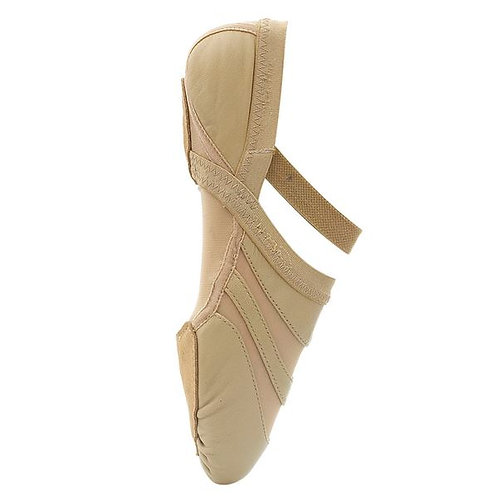 Adult Freeform Jazz Tan Split Sole Shoe