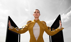 modeontwerpster Jolanda de Meester