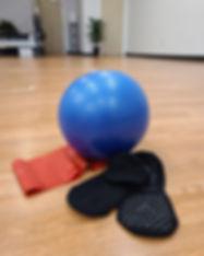Socks, Ball, Theraband.jpeg