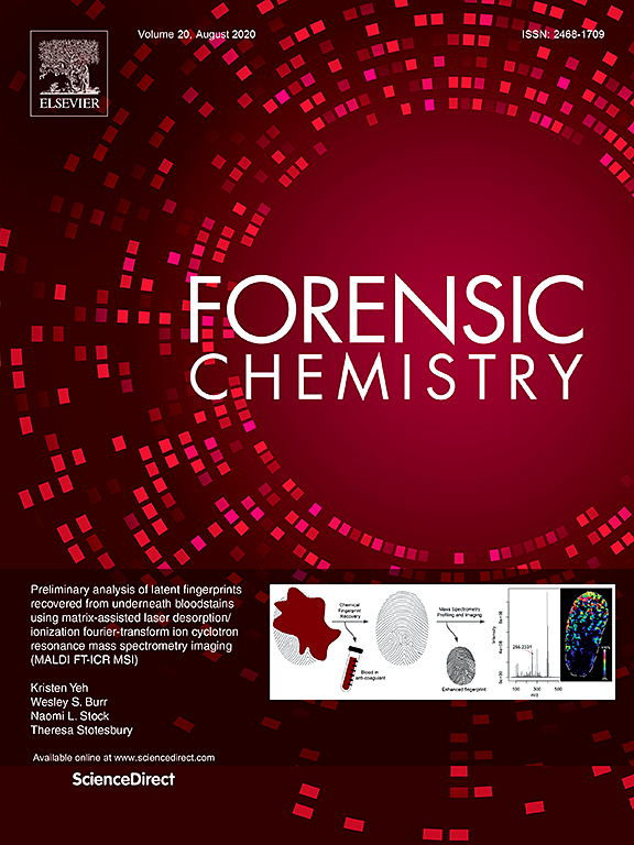 Forensic Chemistry - December 2020