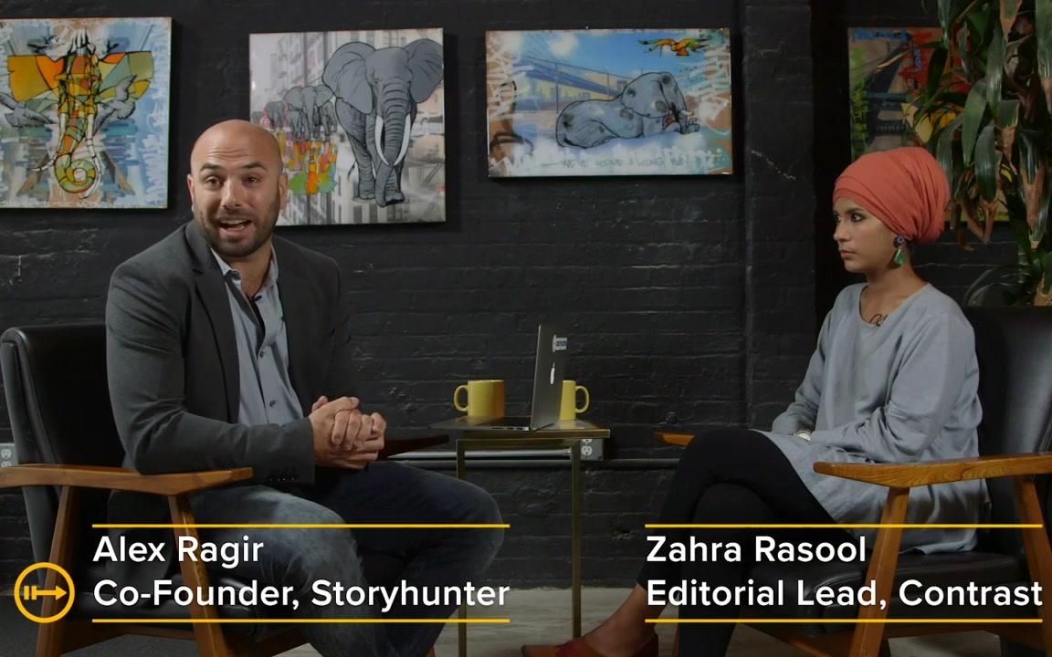 Advocating for Diversity in Media Through Immersive Storytelling