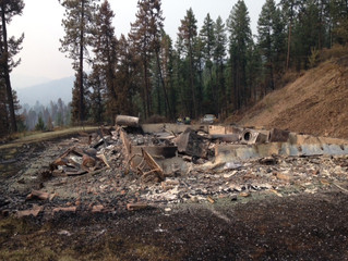 Idaho Fires - Casualty Loss Deduction