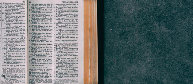 The Bible and Public Policy