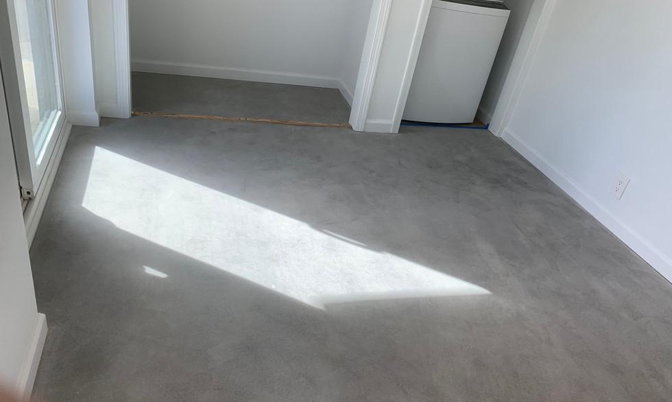 Interior Floor Coating