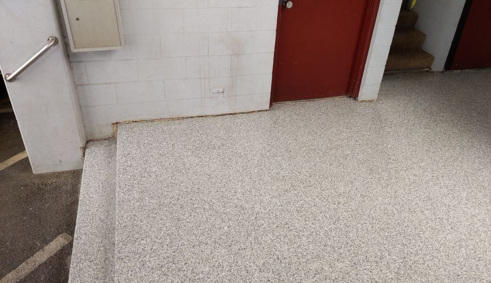 Commercial Concrete Coating