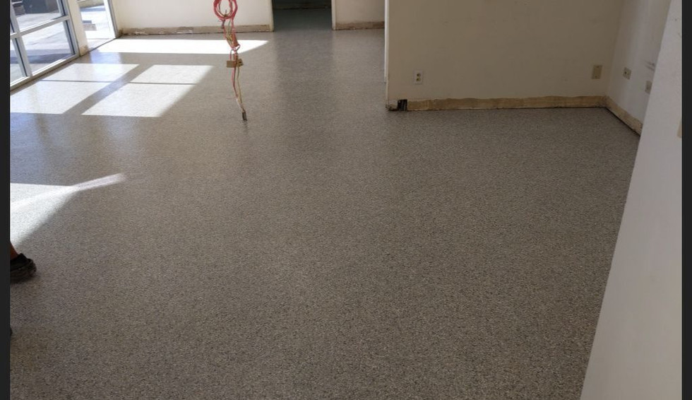 Commercial Concrete Coating