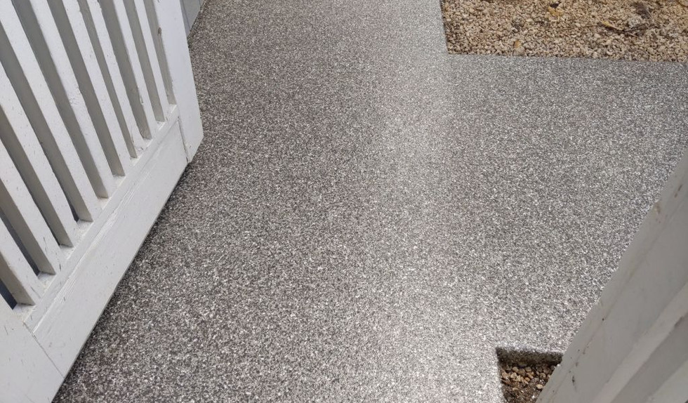 Walkway Floor Coating