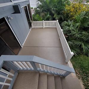 Patio / Walkway Coating