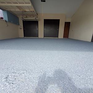 Garage & Back Patio