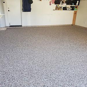 Garage Floor Project