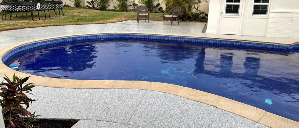 Pool Deck Project