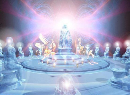 Birthing of your Consciousness - Galactic Councils
